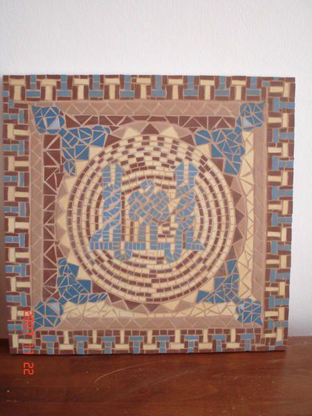 Album - tableau-Allah-en-mosaique