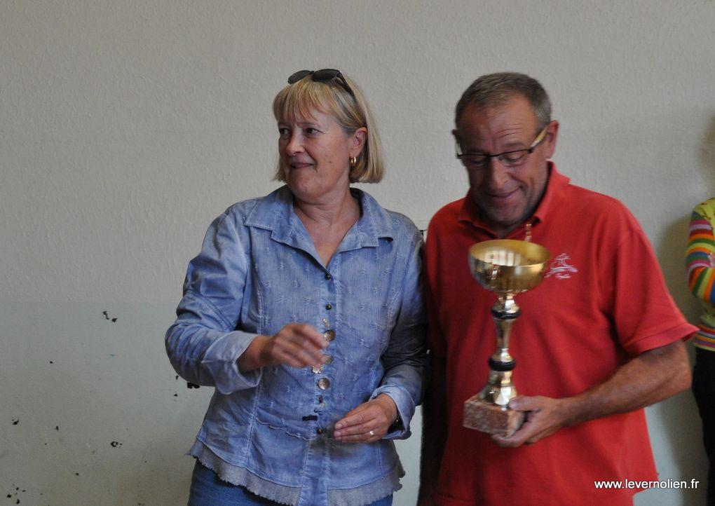 Hommage à Claude Siour Sept. 2014 à Tillières
