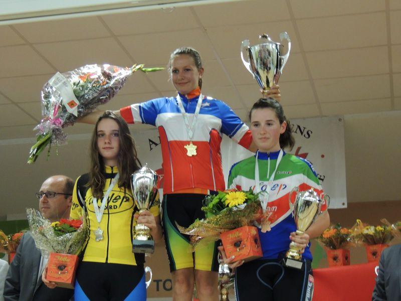 Championnat de France UFOLEP 2014 à Salouel 80