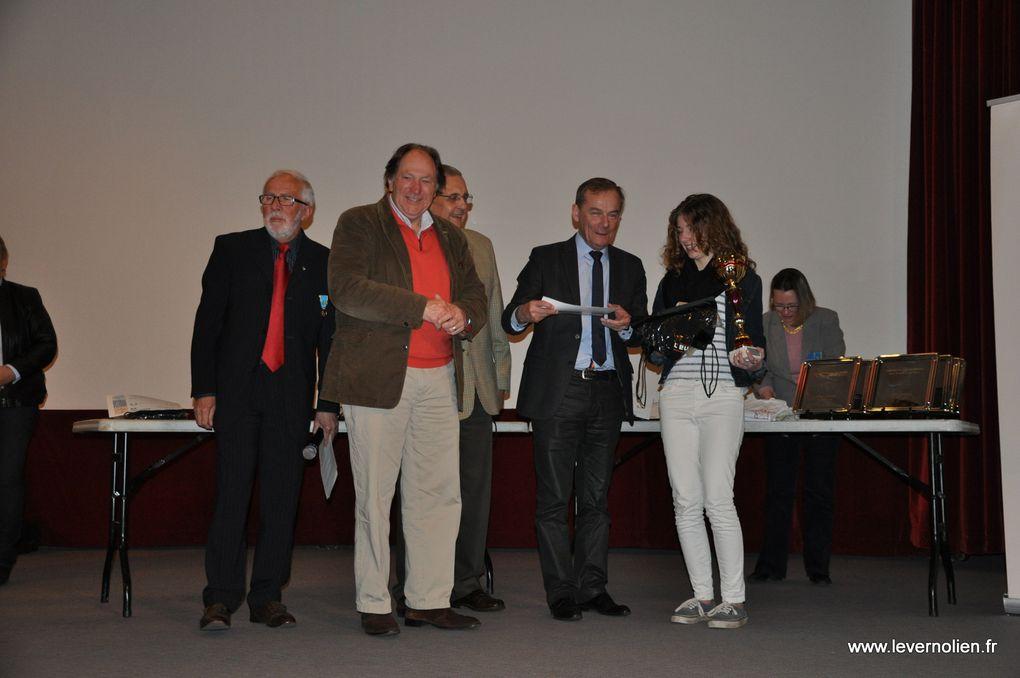 Assemblée générale du Comité Départemental des Médaillés de la Jeunesse et des sports à Le Neubourg