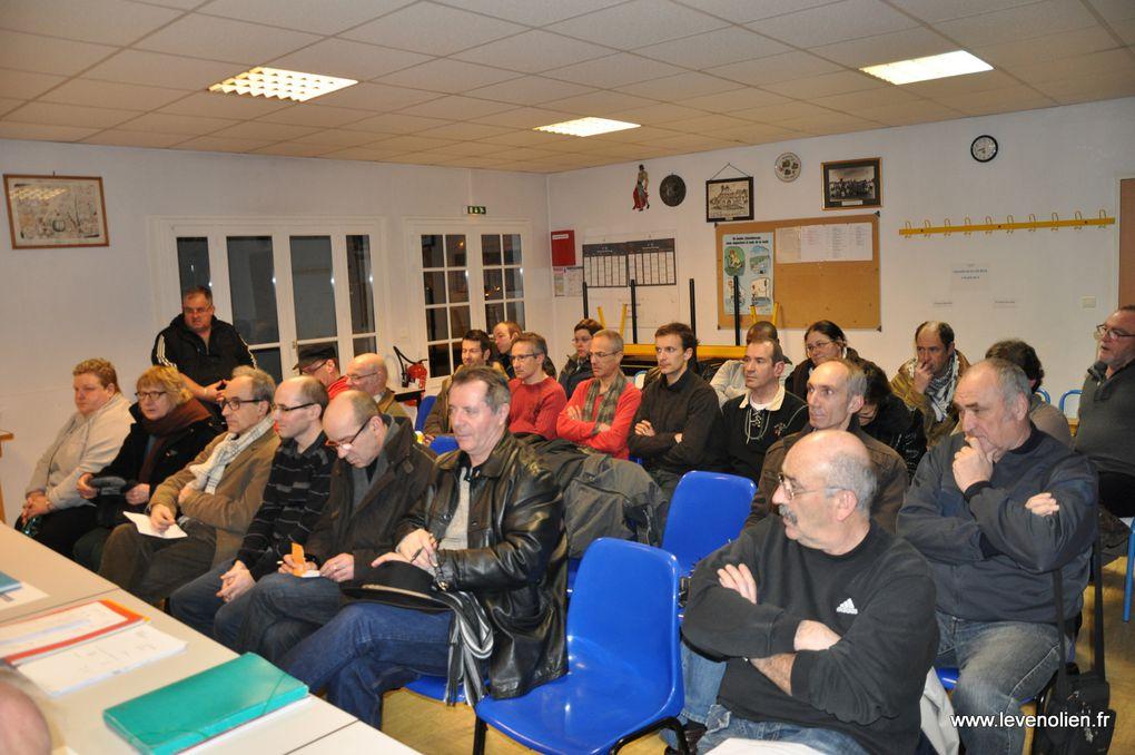 A.G. du Stade Vernolien omnisports 2014