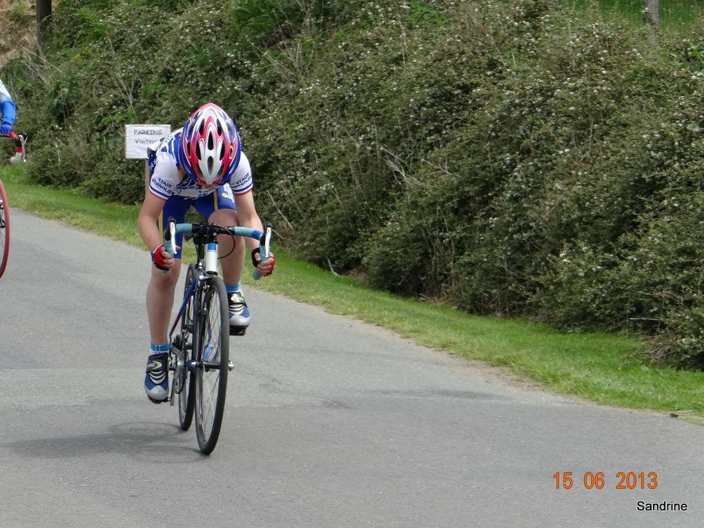 Course Uolep Chapelle Réanville et Dompierre 61 les 15 et 16 juin 2013