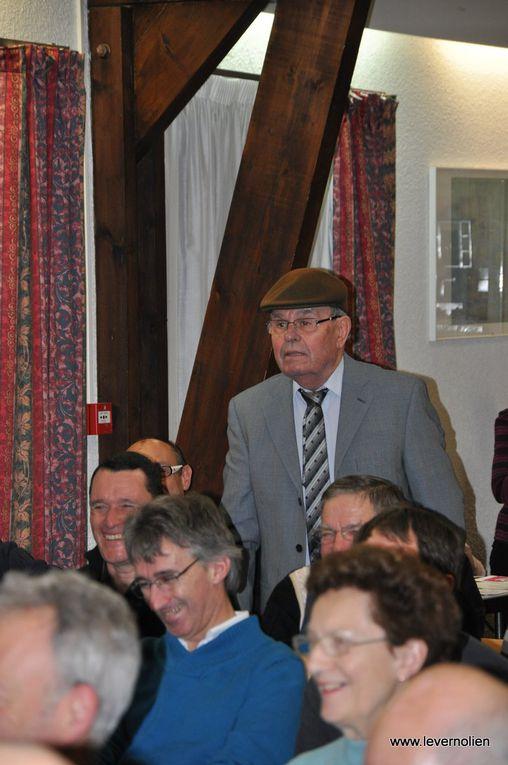 Assemblée générale du Vélo Club Vernonnais le 21 Janvier 2012