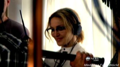 Album - Madonna - ABC Interview - 2012