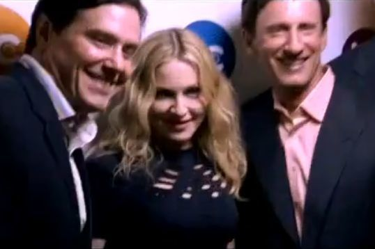 Madonna - Hard Candy Fitness Mexico City Grand Opening - Official Video