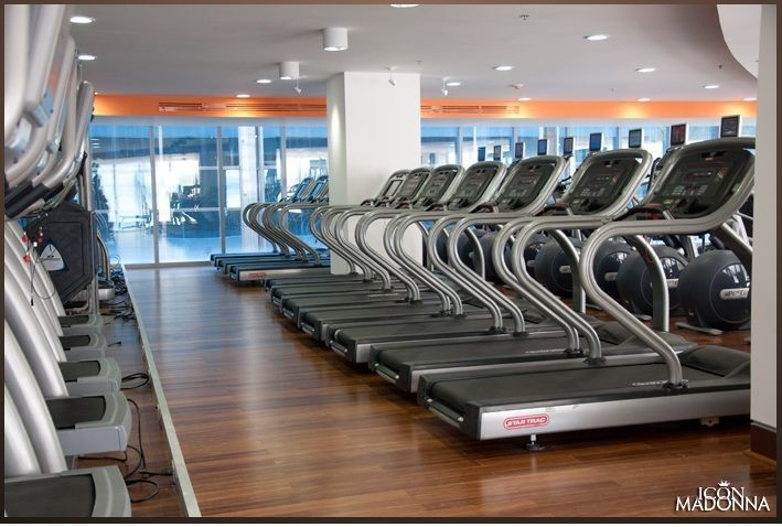 Madonna Hard Candy Fitness Centers