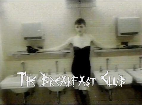 Madonna in ''The Breakfast Club'' - 1979