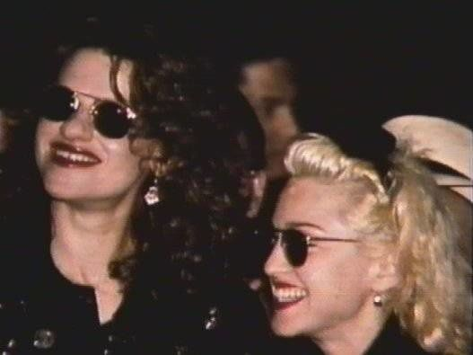 Madonna and Friends