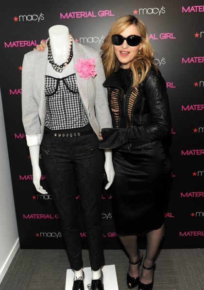 Madonna and Lourdes - Material Girl Collection