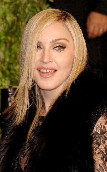 Madonna and Lourdes at Vanity Fair Oscar Party - February 27, 2011
