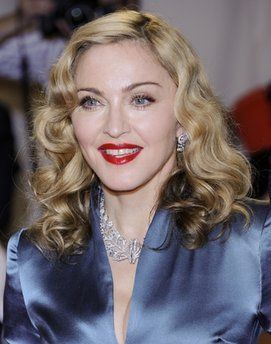 Madonna at Met Gala 2011 in New York - May 2, 2011