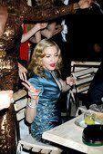 Madonna at Met Gala 2011 in New York - May 2, 2011