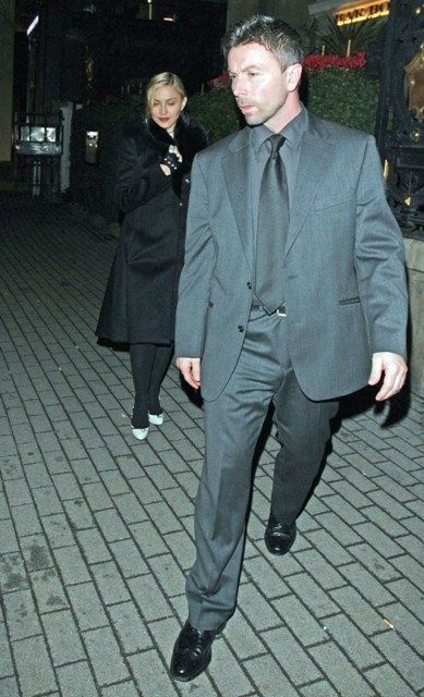 Madonna in London - February 20, 2011