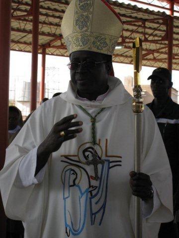 Un couvent de Carmes au Sénégal