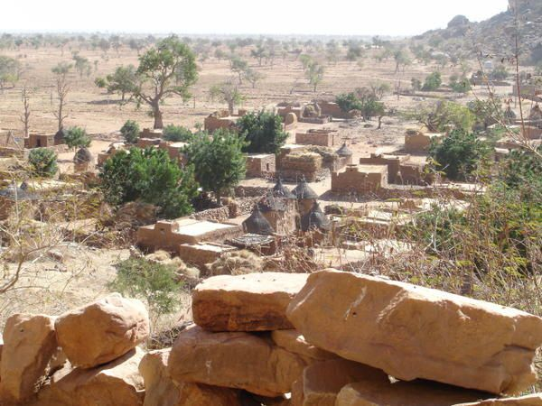 Album - VILLAGE-SONGHO - MALI 2008
