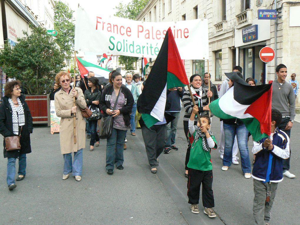 Album - 2010-06-02-Manifestation-Niort-Solidarite-Palestine