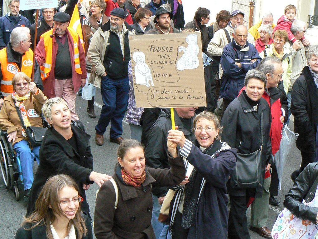 Album - 2010-10-19-Manifestation-Niort-retraites