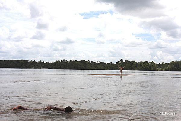 La vie autrement-vue en Guyane