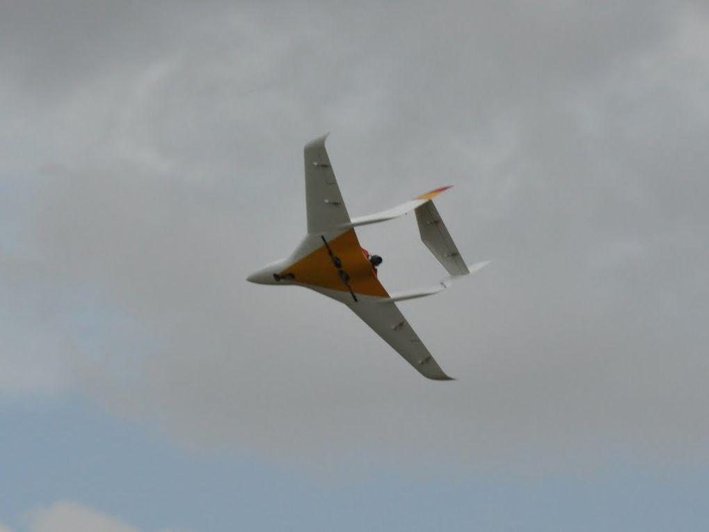 Fête de l'AéroModèle Club du Choletais - Les 10 et 11 septembre 2011