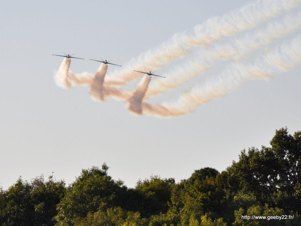 "Meeting de Cholet 2012- Les avions ""grandeur"""