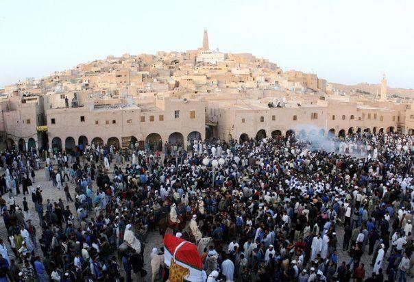 Photos de la ville de Ghardaia