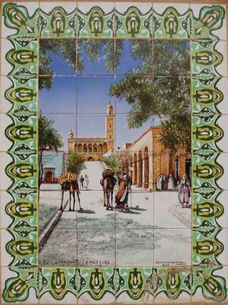Album - LAGHOUAT-CERAMIQUE