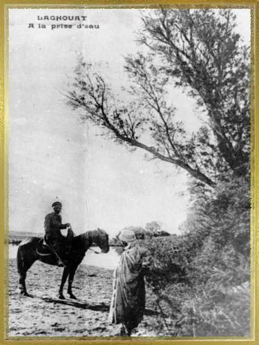 lAGHOUAT des années 1900