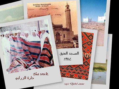 vues du sud algérien