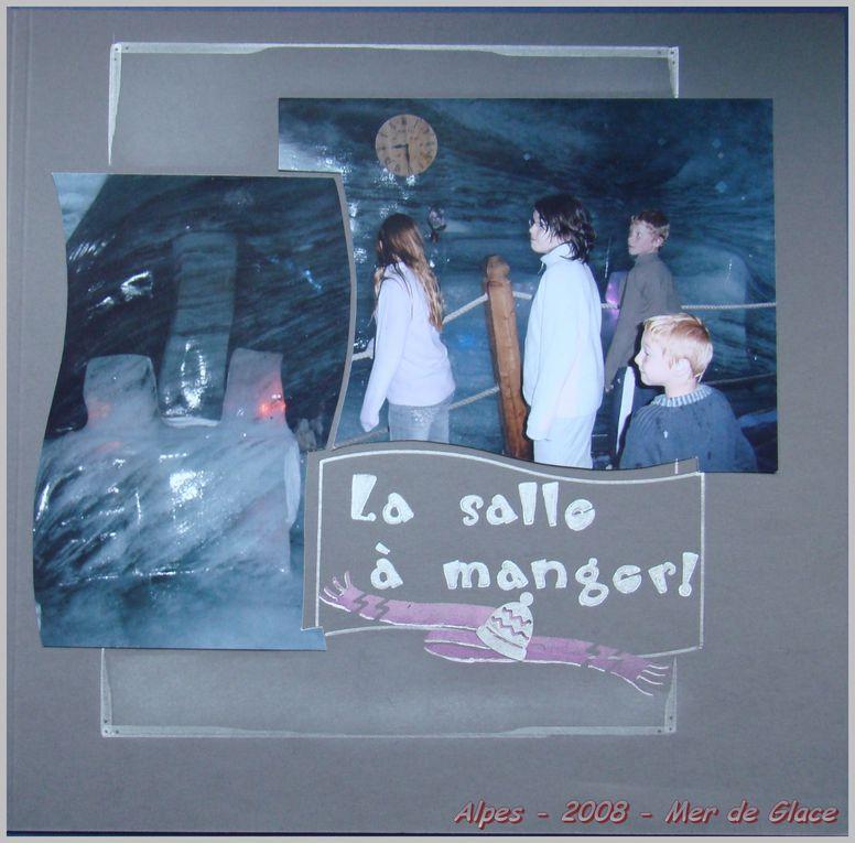 Lundi 18 aout 2008, une merveilleuse journée et un album de souvenirs.