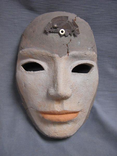 masque oxyde de fer...