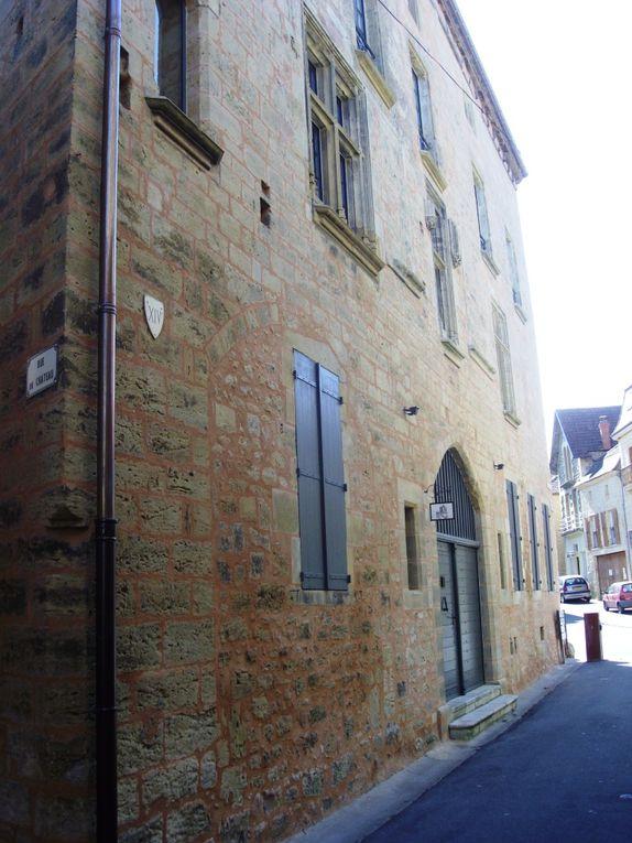 Belvès en Dordogne