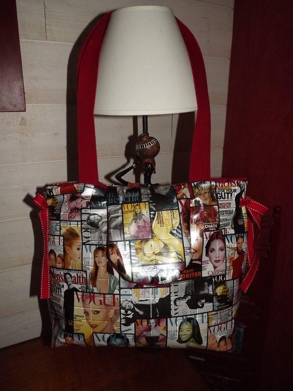 sacs confectionné en 2013