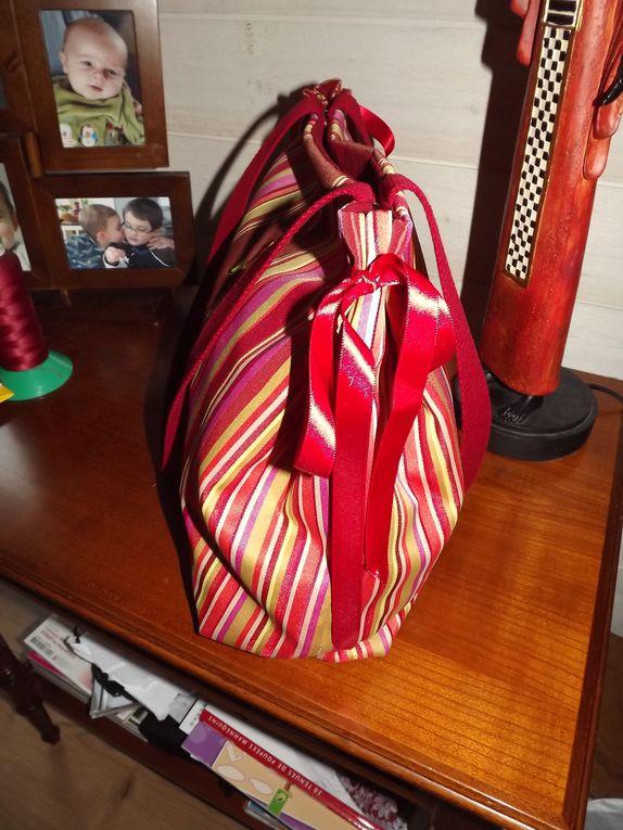 sacs confectionnés en 2013