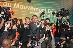 Diverses photos des Campagnes municipales et Cantonales