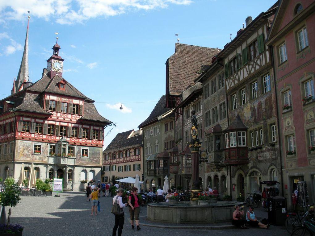 Album - Suisse-Allemagne