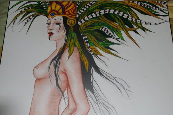 Un de mes loisirs , le dessin et la peinture me permettent de mettre quelques sous de côtés.Je fais quelques expositions d'art, ce  qui m'aide a me faire connaitre et vendre certaines de mes pièces .