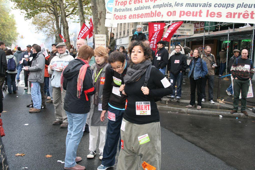 Album - 18 / 16-10-2010 Retraites République