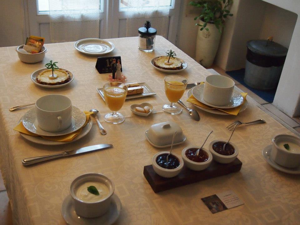 Collection printemps/été du petit déjeuner de la charlotte...photos prises par les clients.