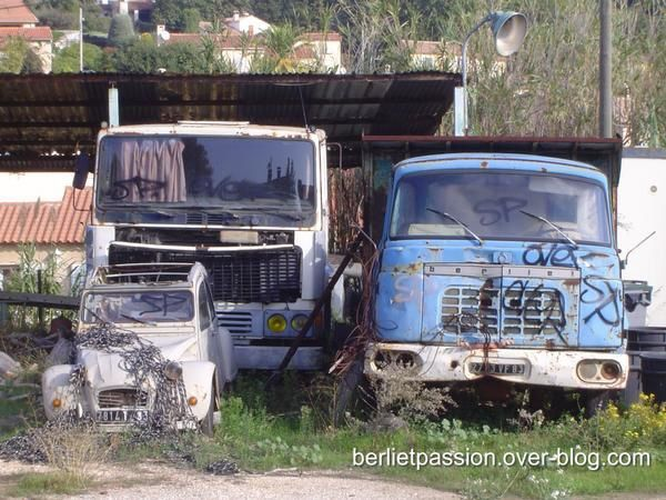 album - photos-de-berliet- u00e9paves