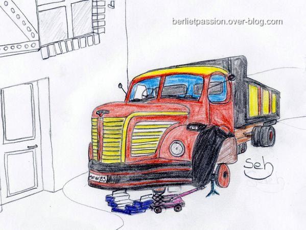 Album - dessins-de-Berliet