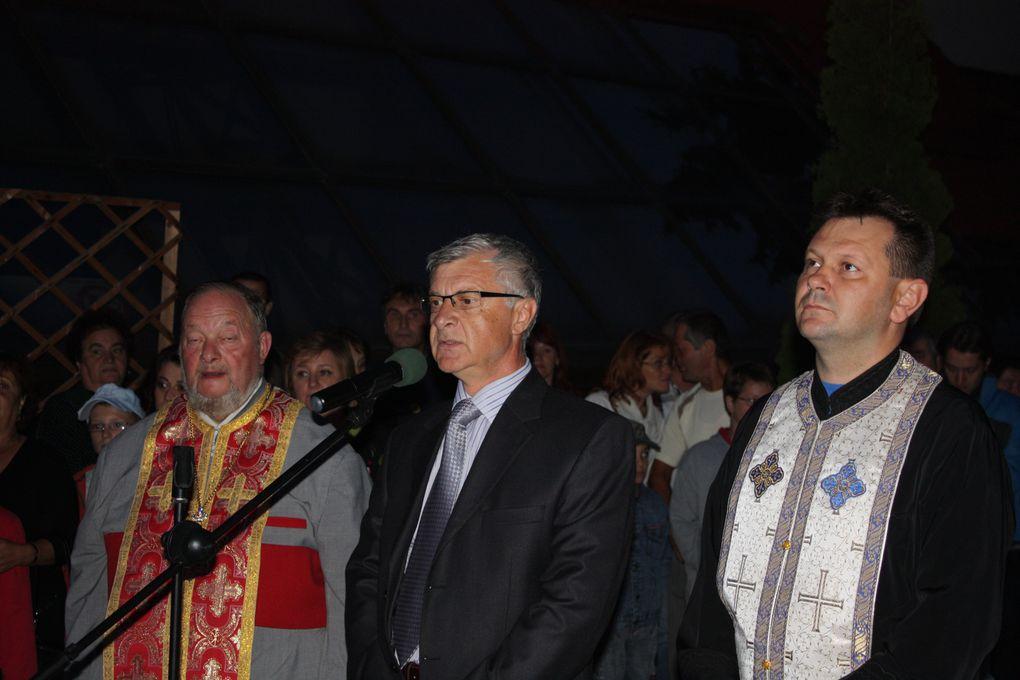 Sàrbàtorirea Sfântului Prooroc Ilie Tesviteanul, cu ocazia aniversarii a 70 de ani de la Sfintirea Catedralei Bucegilor (1939-2009)