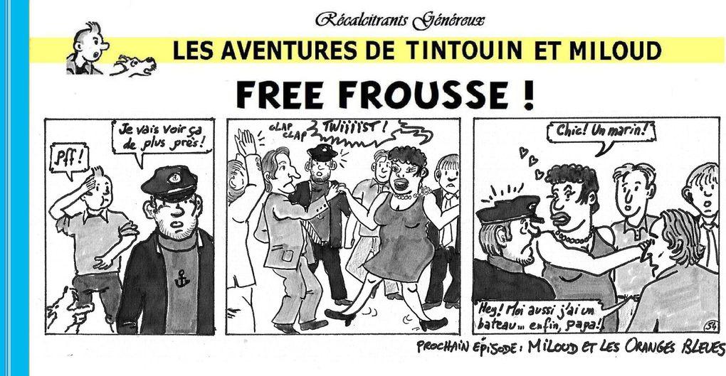 La suite des aventures retrouvées de Tintouin et Miloud dans le pays du dictateur Nikos Oximorikos...