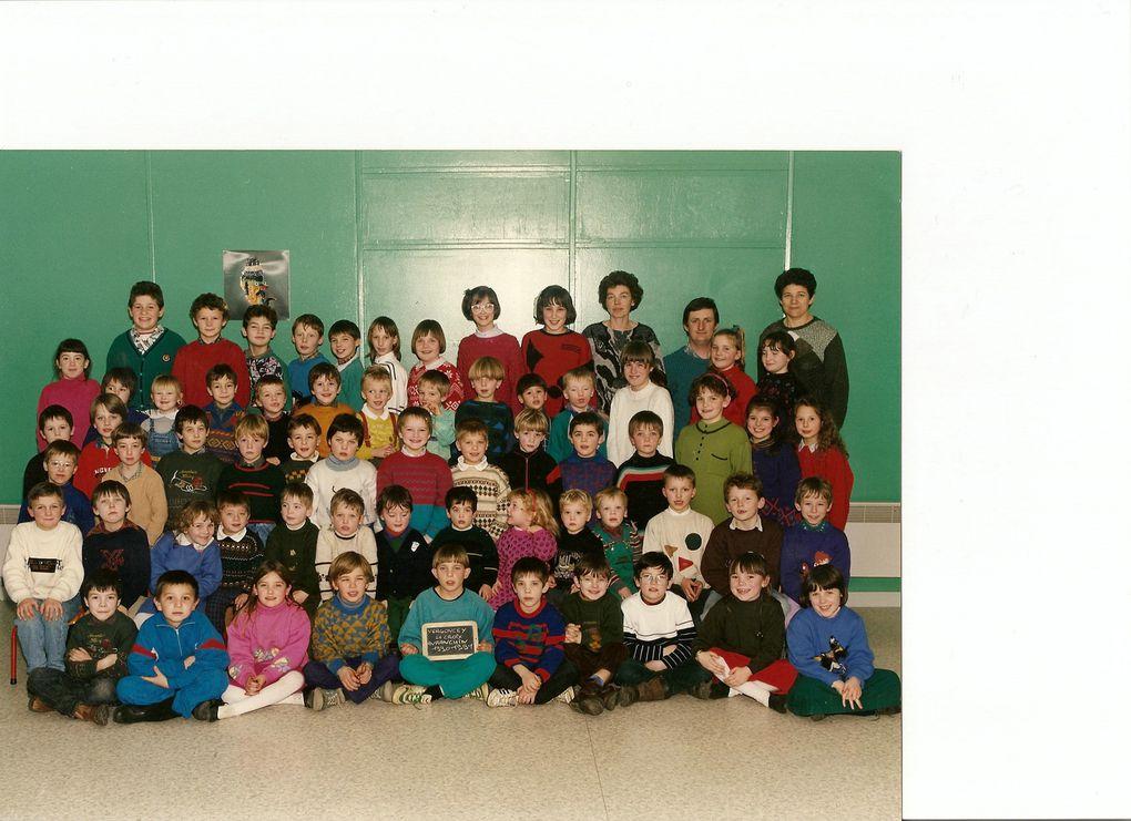 Des photos de groupes classes&#x3B;Souvenirs ,souvenirs !!!!!