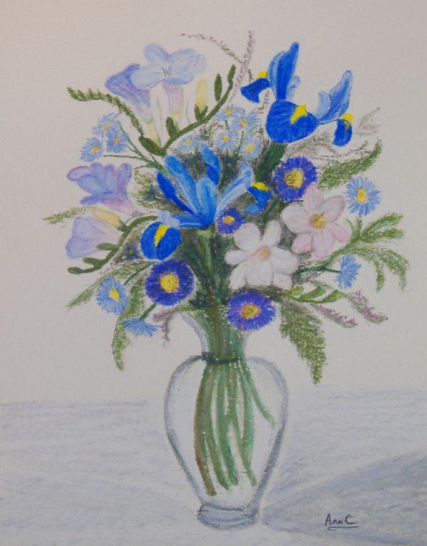 Album - Dessins de fleurs