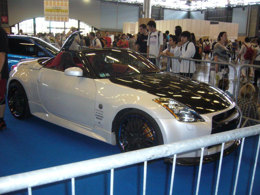 Les photos de mi et celles de mon Brother à la Japan expo 2009 à Paris, les 10 ans de Japan avec Tibout de Fée !