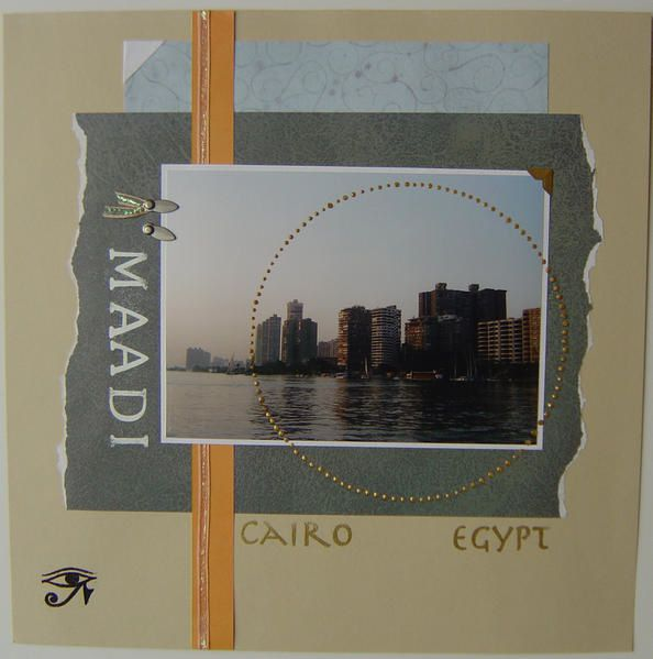 Album - pages 30x30 Egypte-2006-2007