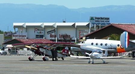 Une belle journée offerte par le Club Aéronautique d'Annemasse. Un spectacle magnifique à revoir dans deux ans.