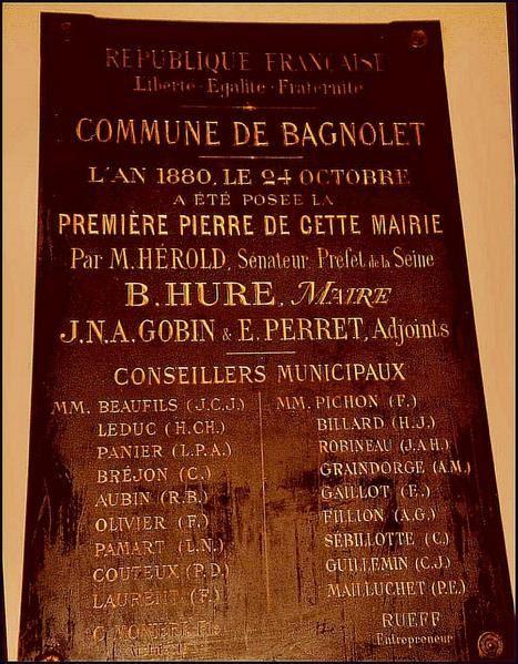 La mémoire de Bagnolet