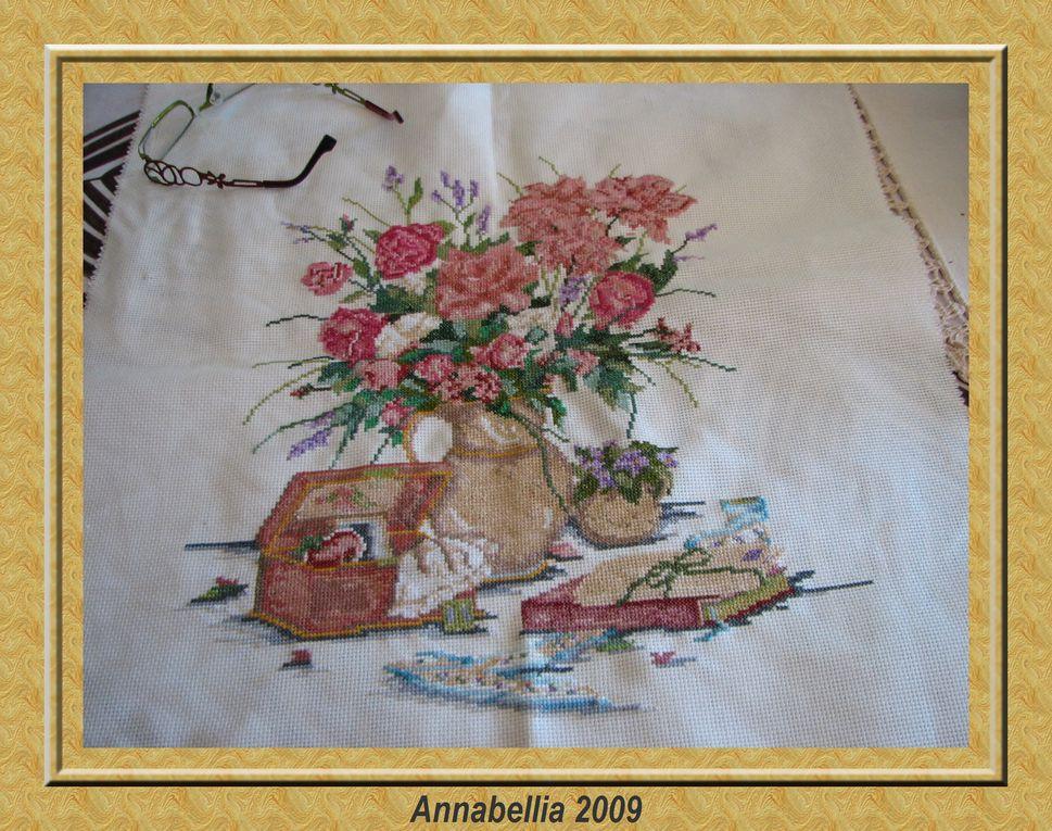 Cet été des broderies traditionnelles et couture