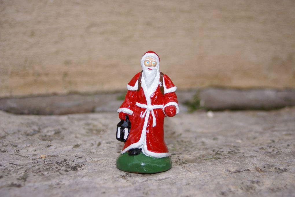 Toutes les créations que l'on va vendre au marché du 20 décembre 2009 à Néoules